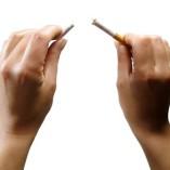 Aufhören mit dem Rauchen