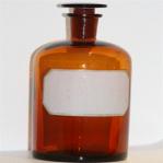 Symbol für Naturheilverfahren und schonende Medikamente